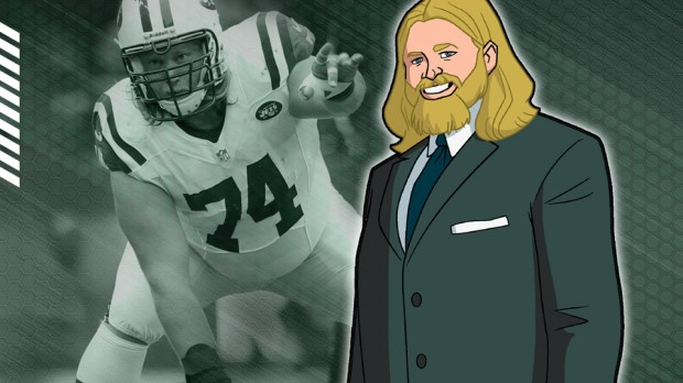 NFL Rush Zone: Guardians Unleashed - Nick Mangold