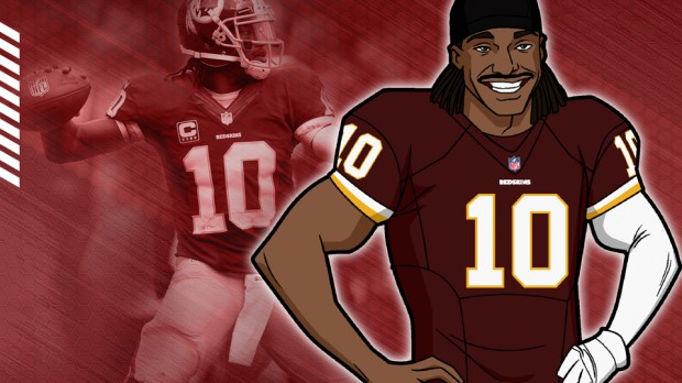NFL Rush Zone: Guardians Unleashed - Robert Griffin III