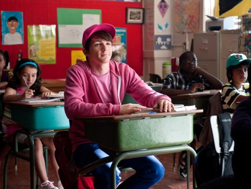 Pictured: Timmy Turner (Drake Bell) in FAIRLY ODD PARENTS: THE MOVIE on Nickelodeon. Photo: Ed Araquel/Nickelodeon. ©2010 Viacom International. All Rights Reserved