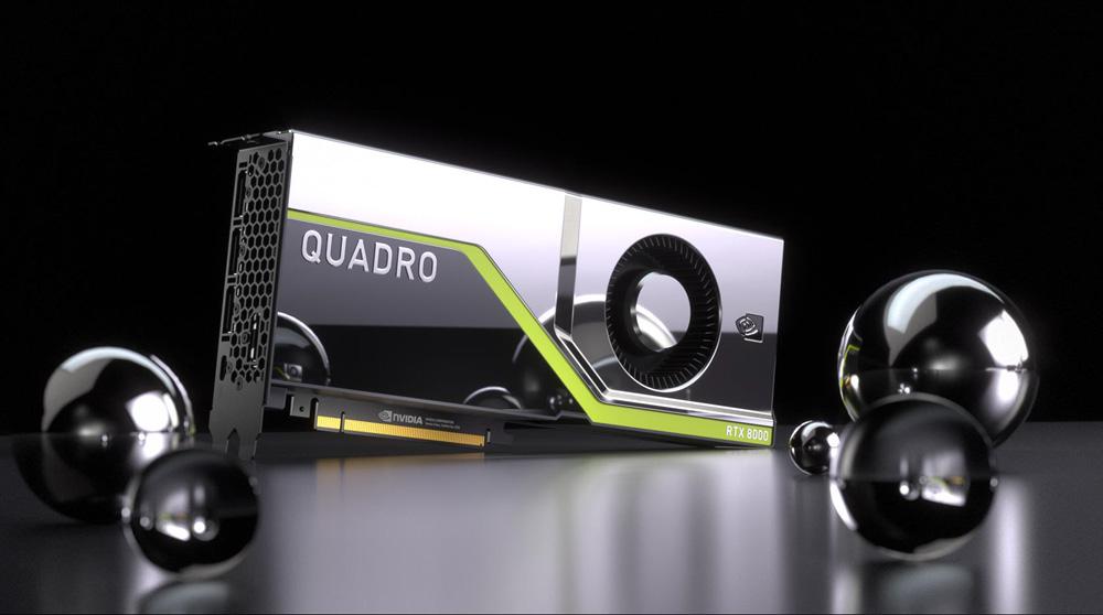 NVidia Quadro RTX Series