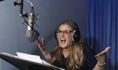 Nancy Cartwright [Photo courtesy of MasterClass]