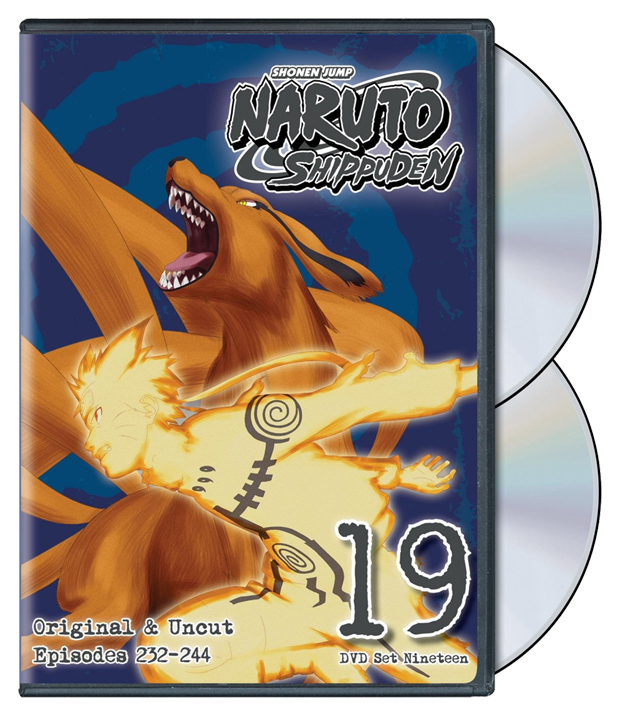 Naruto Shippuden: Box Set 19
