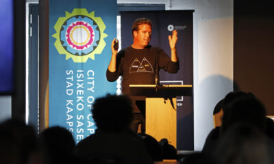 """Pixar veteran and Triggerfish Story Lab leader Nathan Stanton presented """"Tales from the Story Trenches"""" at CTIAF '21."""