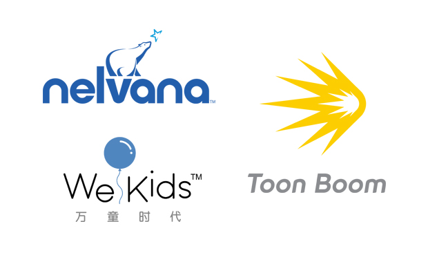 Nelvana, WeKids & Toon Boom Launch IP Incubator in China