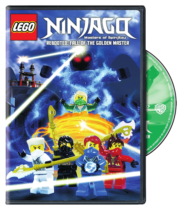 Ninjago Masters of Spinjitzu Rebooted: Fall of the Golden Master