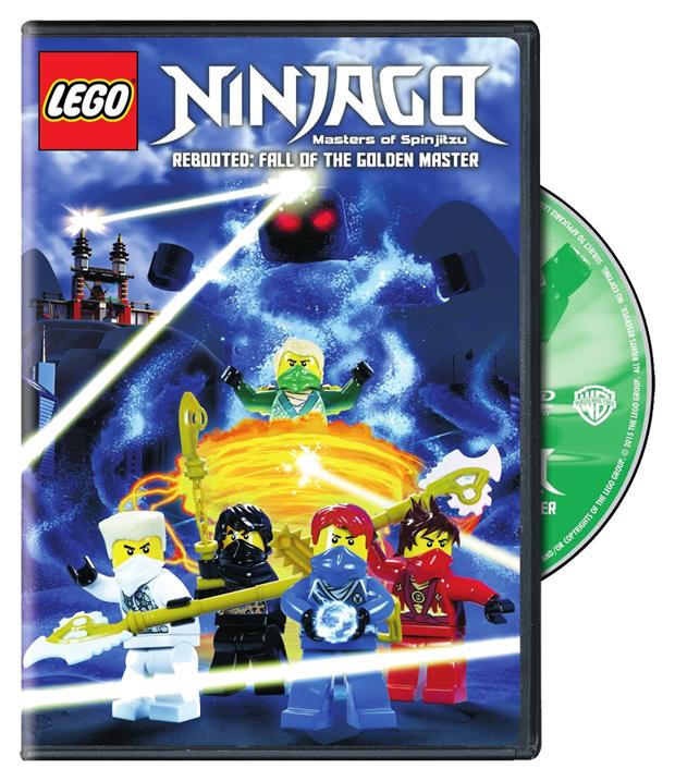 Ninjago Masters of Spinjitzu Rebooted: Fall of the Golden Master