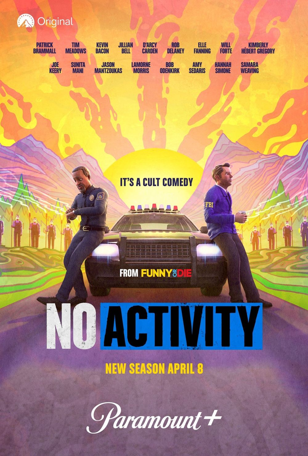 Ninguna actividad