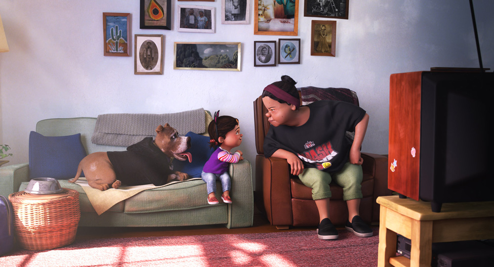 Nona (Pixar SparkShorts)