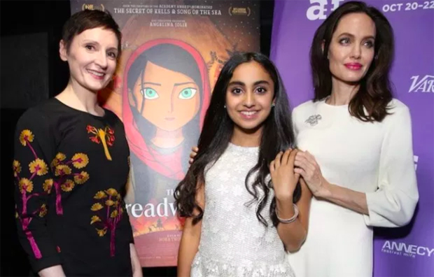 Last year's Animation Is Film event featured The Breadwinner director Nora Twomey, producer Angelina Jolie and voice actress Saara Chaudry.
