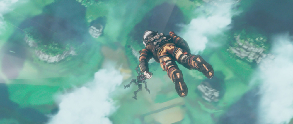 Apex Legends | Stories from the Outlands - Northstar