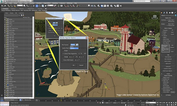 3ds Max Extension Pack 2015