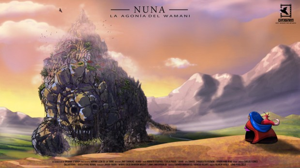 Nuna: The Last Myth of the Wamani