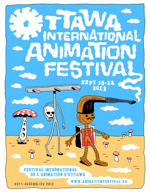 Ottawa 2013 International Animation Festival