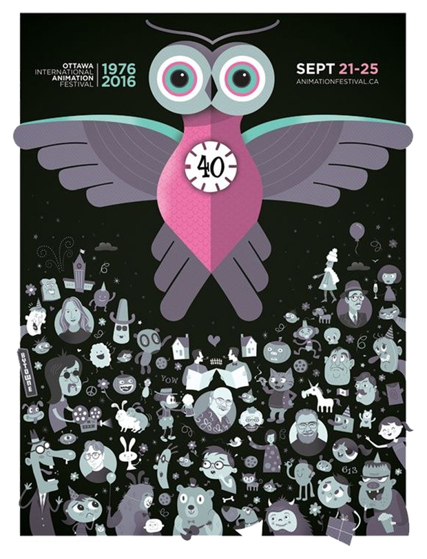 2016 Ottawa International Animation Festival