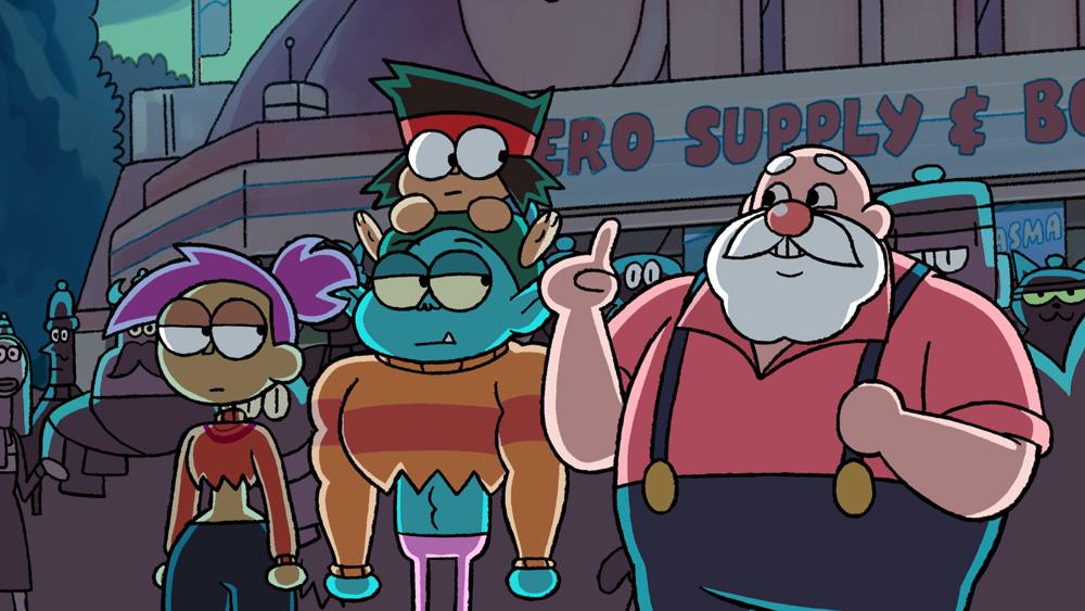"""OK K.O.! Let's Be Heroes """"Super Black Friday"""""""