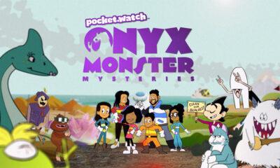Onyx Monster Mysteries