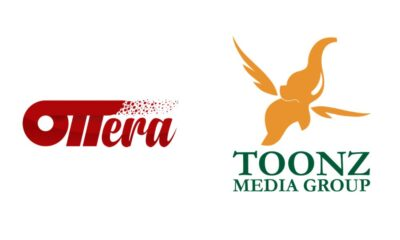 OTTera and Toonz Media Group