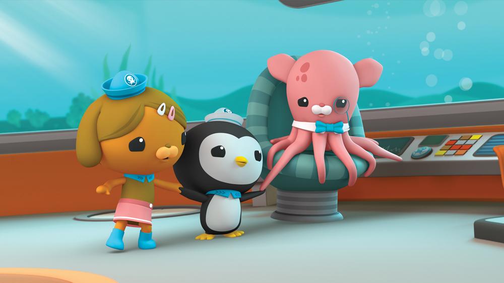 The animated life aquatic animation magazine