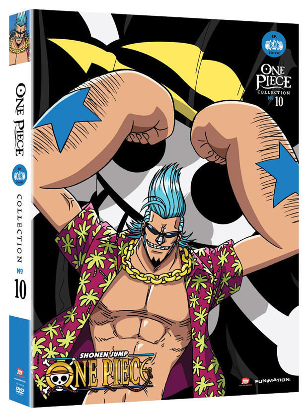 One Piece: Collection 10
