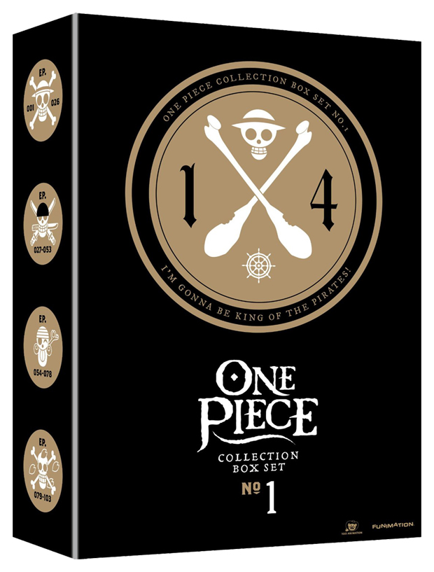 One Piece Collection Box Set No. 1