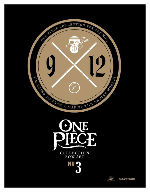 One Piece: Collection Box Set No. 3
