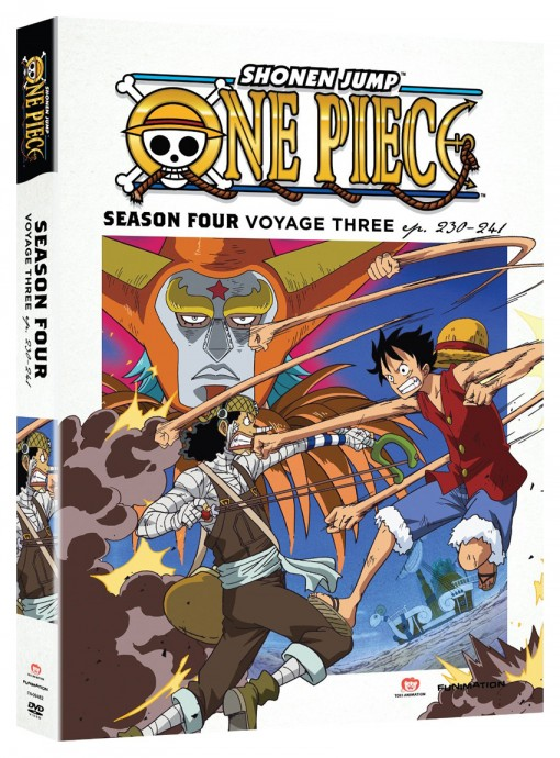 One Piece: Season Four, Voyage Three