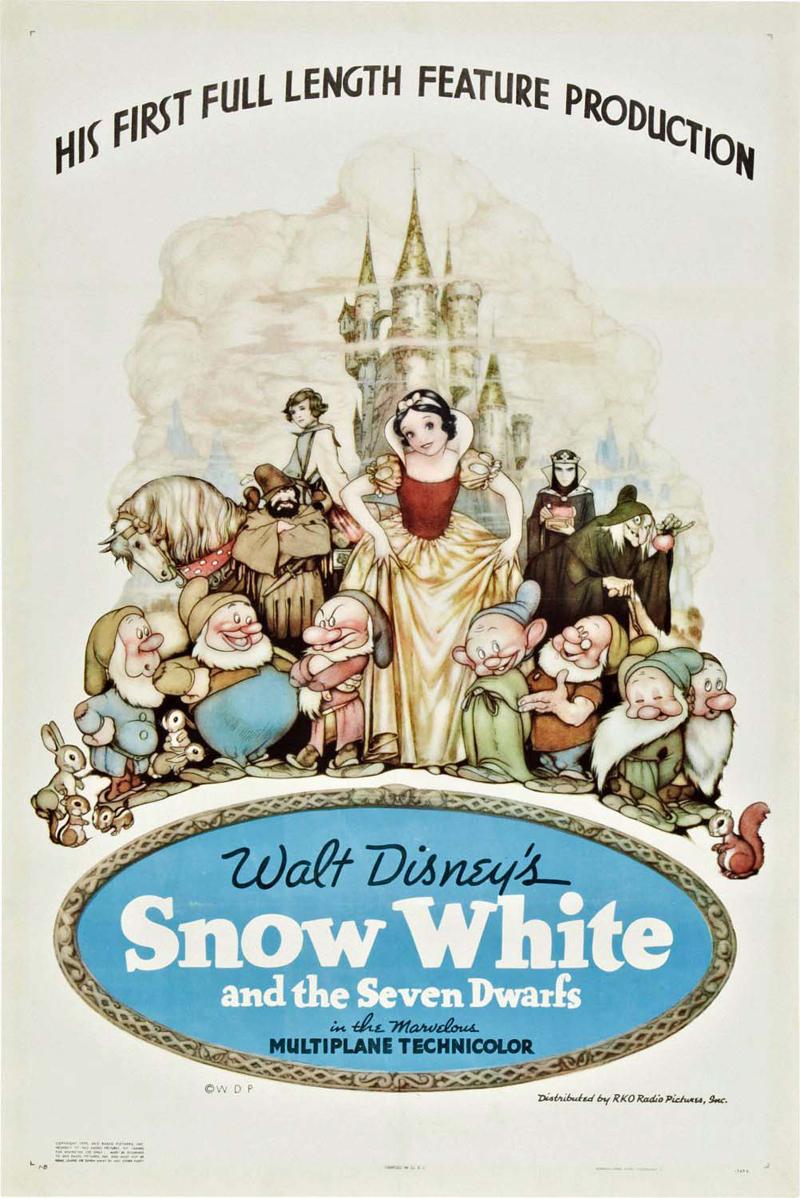 Tcm Plans 75th Anniversary Screening Of Snow White