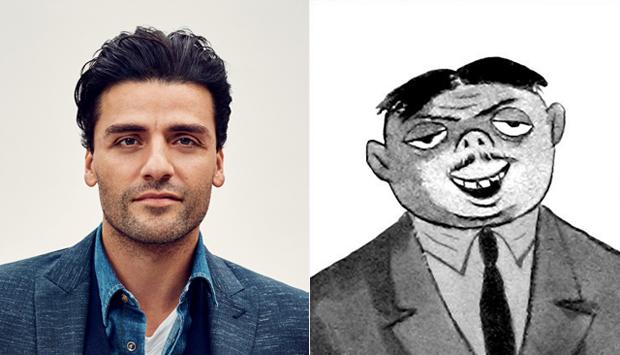 Oscar Isaac / Gomez Addams