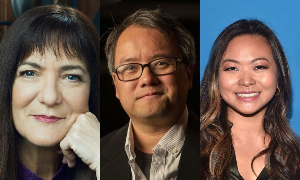 Producer Osnat Shurer | Screenwriters Qui Nguyen and Adele Lim