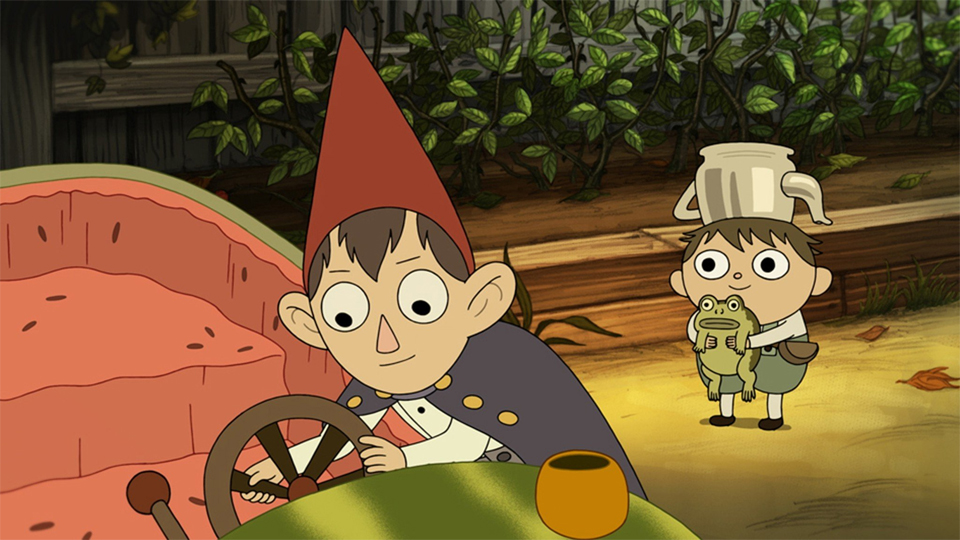 Cartoon network plans surprise packed nycc panel for Over the garden wall episode 3