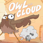 Owl & Cloud