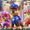 PAW Patrol: The Movie, from Paramount Pictures. [Courtesy of Spin Master]