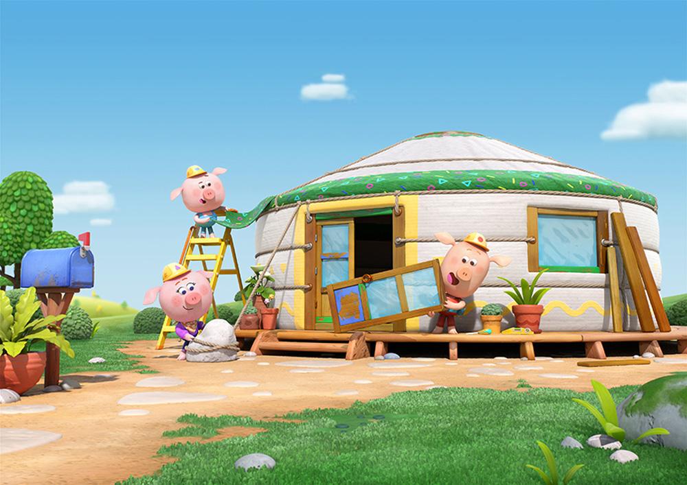 Piggy Builders