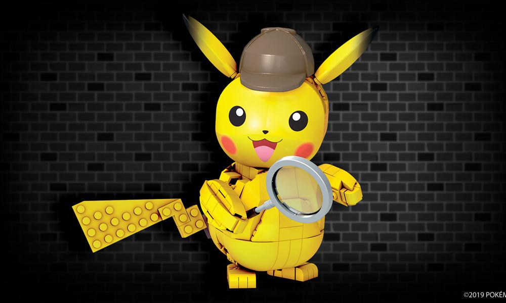 Detective Pikachu Merchandise No Longer A Mystery
