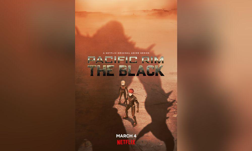 Pacific Rim: The Black