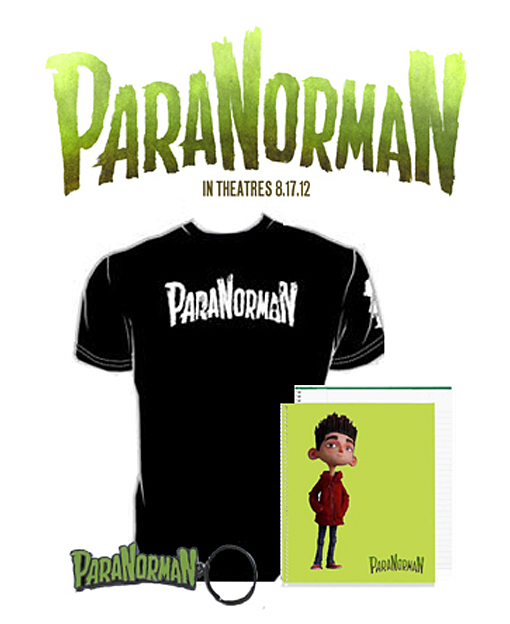 ParaNorman prize pack