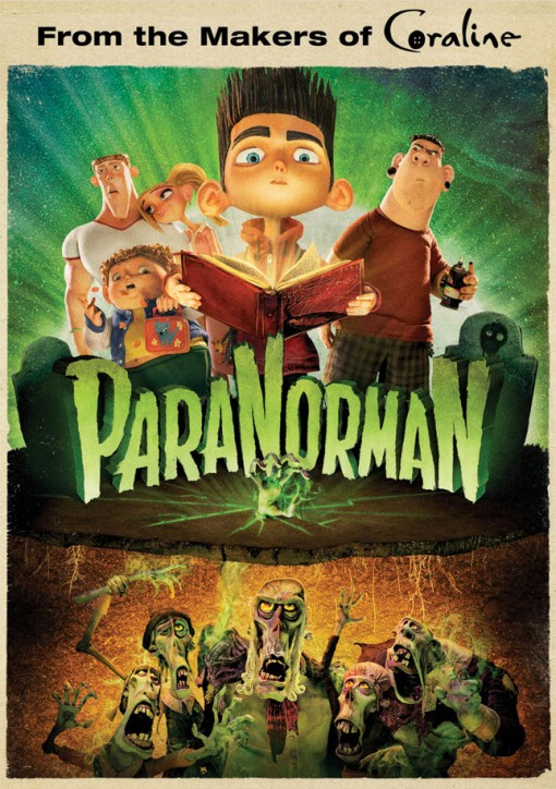 ParaNorman Combo Pack