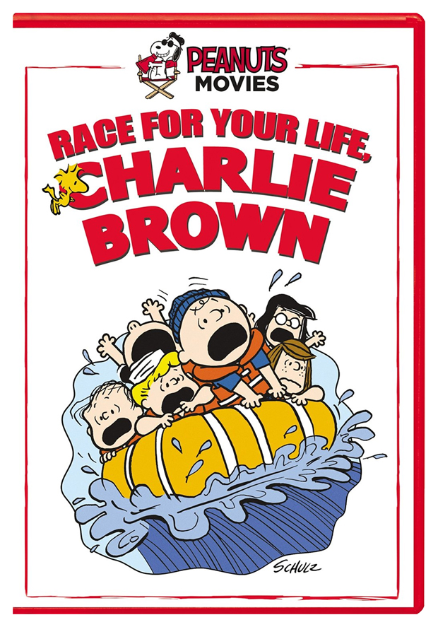 Peanuts Movies: Race for Your Life, Charlie Brown