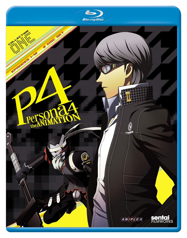Persona 4: The Animation - Complete Collection