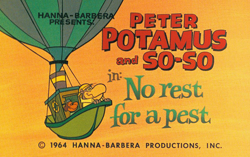 Peter Potamus
