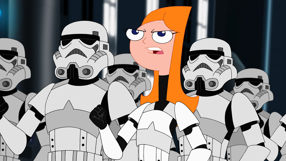 Breaking: 'phineas and ferb: star wars' gets premiere date