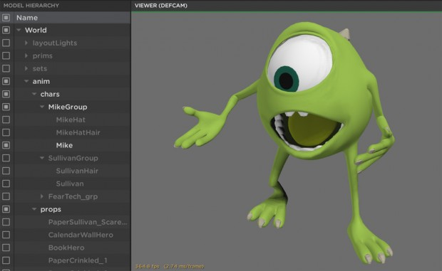 Pixar's Universal Scene Description Going Open Source