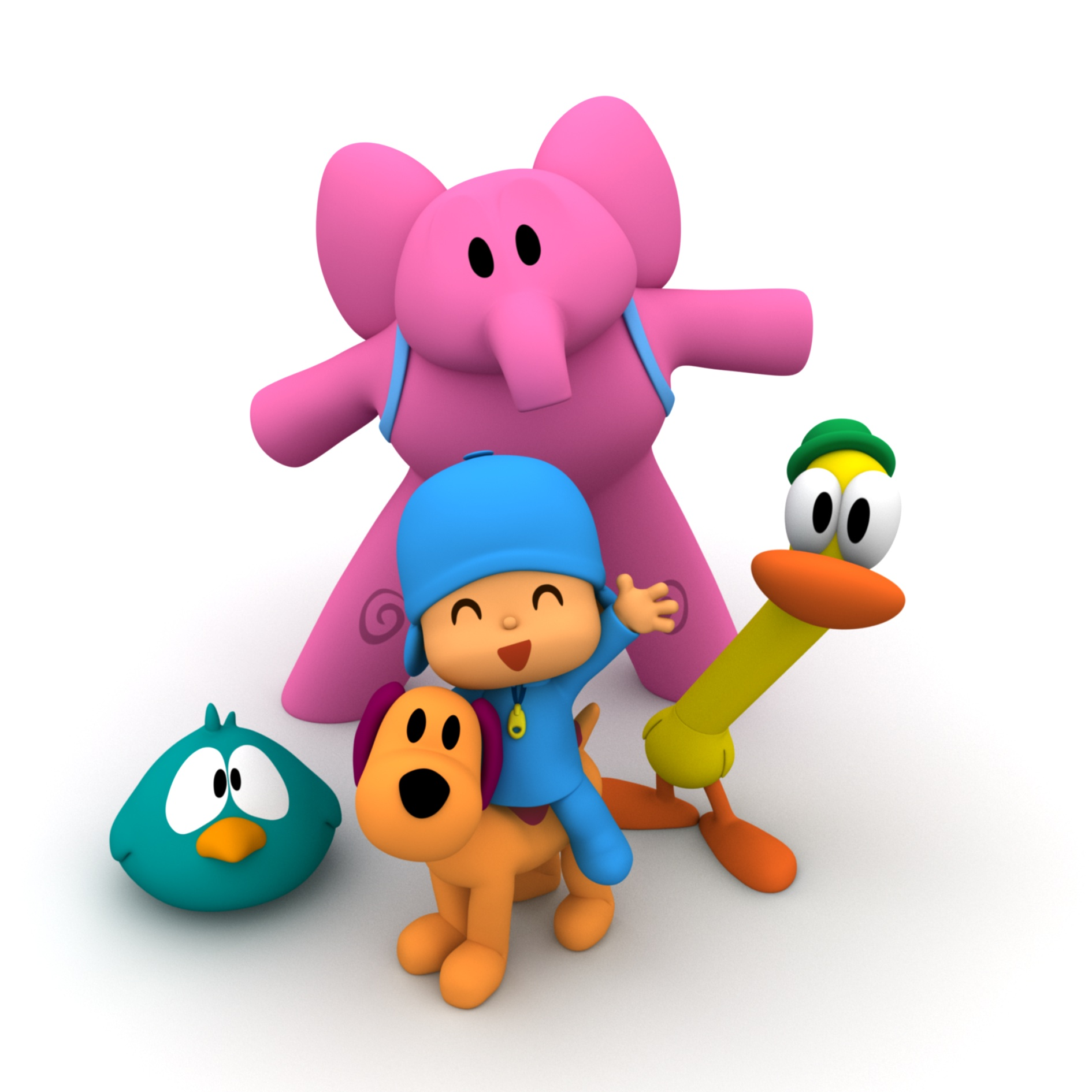 Must see Wallpaper Harry Potter Animated - Pocoyo-2  You Should Have_126617.jpg