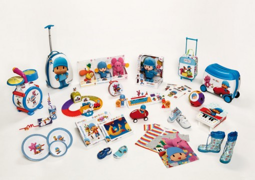 Pocoyo products