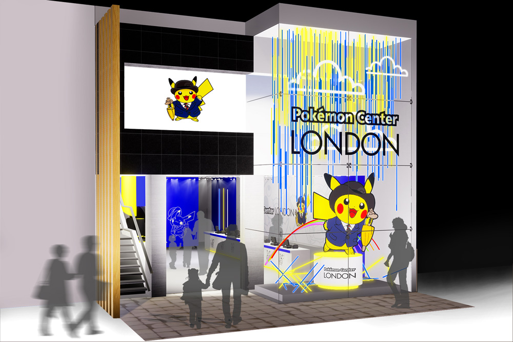 Pop-Up Pokémon Center