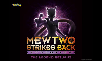 Pokémon: Mewtwo Strikes Back—Evolution