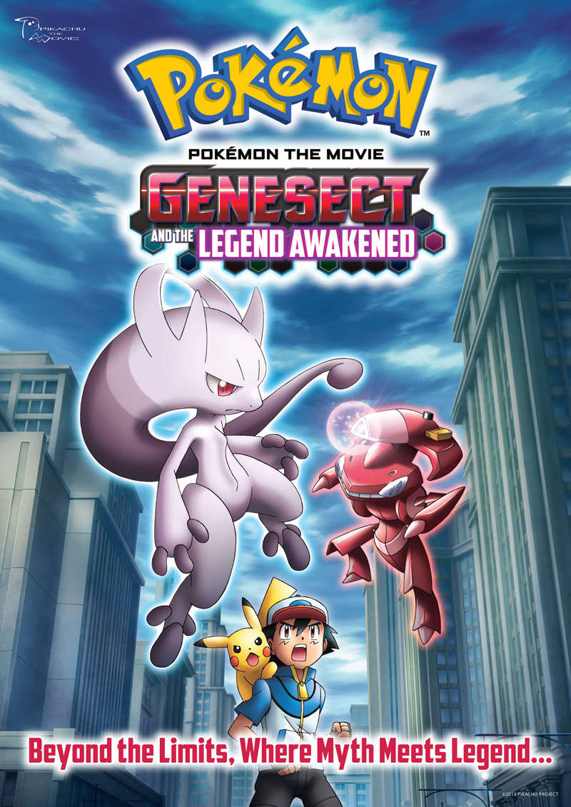 16th Pokemon Movie to Premiere on CN in Oct. | Animation Magazine