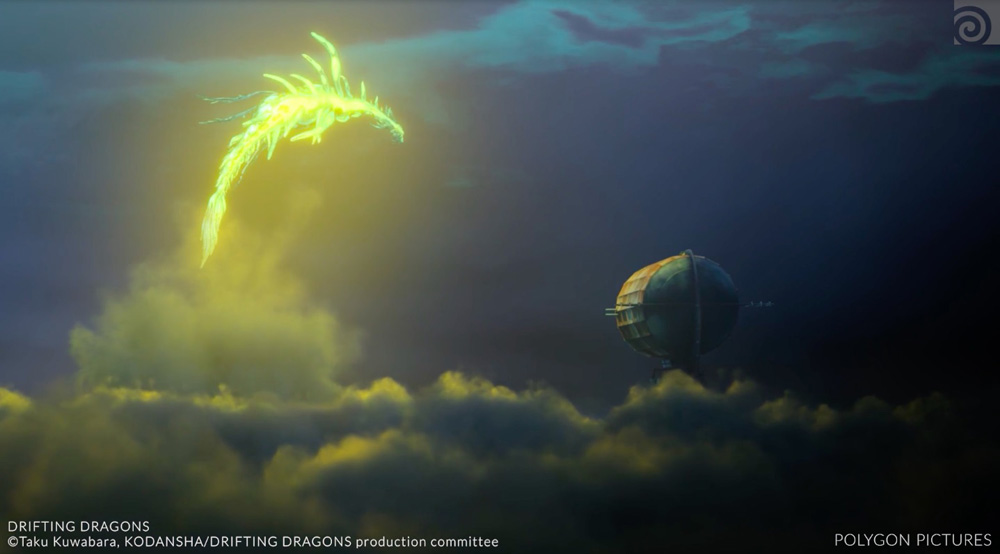 Recent work by Framestore and Polygon Pictures were created with SideFX software.