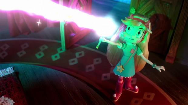 Ponyhead and Star meet Leota - Haunted Mansion