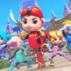 Winsing Animation Launches 17th season of GG Bond: Kung Fu Pork Choppers.
